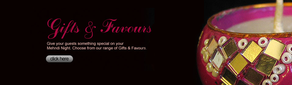 Gifts & Favours