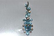 Turquoise Blue Bindi
