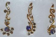 Gold Designer Bindi