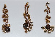 Bronze Designer Bindis