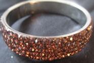 Dark Brown Crystal