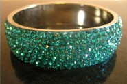 Dark Green Crystal