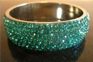 Dark Green Crystal