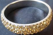 Golden Topaz Crystal
