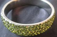 Mehndi Green Crystal